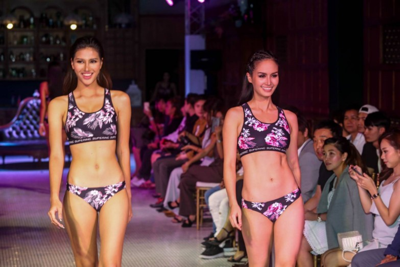 มิสออลเนชั่นส์ไทยแลนด์ 2017 ชุดว่ายน้ำ
