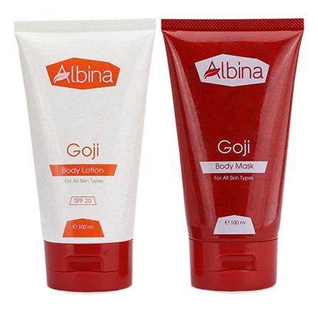 Albina Goji Set For Body