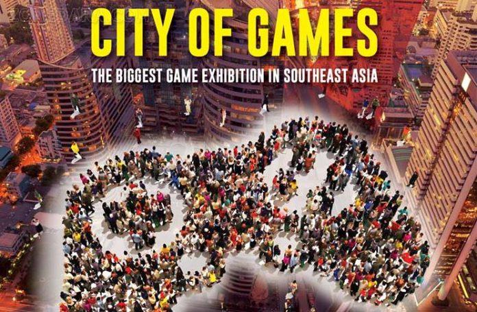 THAILAND GAME SHOW BIG FESTIVAL 2017