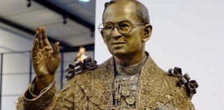 พ่อไม่ได้จากไปไหน นิทรรศการพระบรมรูปในหลวงรัชกาลที่ 9 ครั้งแรกมากที่สุดในประเทศไทย