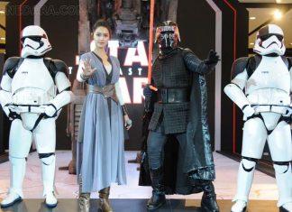 แพทริเซีย กู๊ด ชวน ปลดล็อคความลับแห่งพลัง ใน Star Wars The Last Jedi หลังโกยรายได้ทั่วโลกไปแล้ว 745 ล้านเหรียญ
