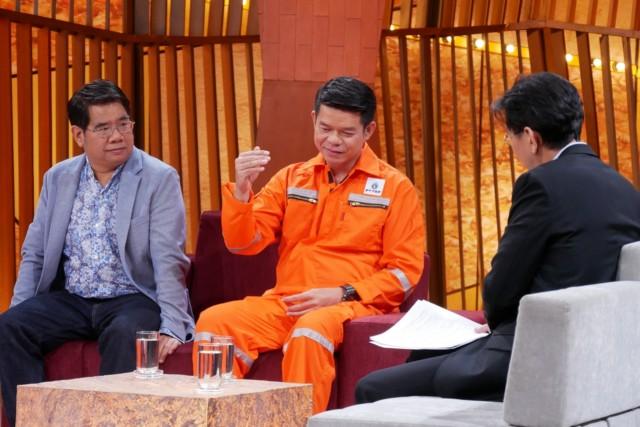 """ตอกย้ำ !!  อนาคตของคนไทย อยู่ที่ทะเล ใน """"เจาะใจ"""""""