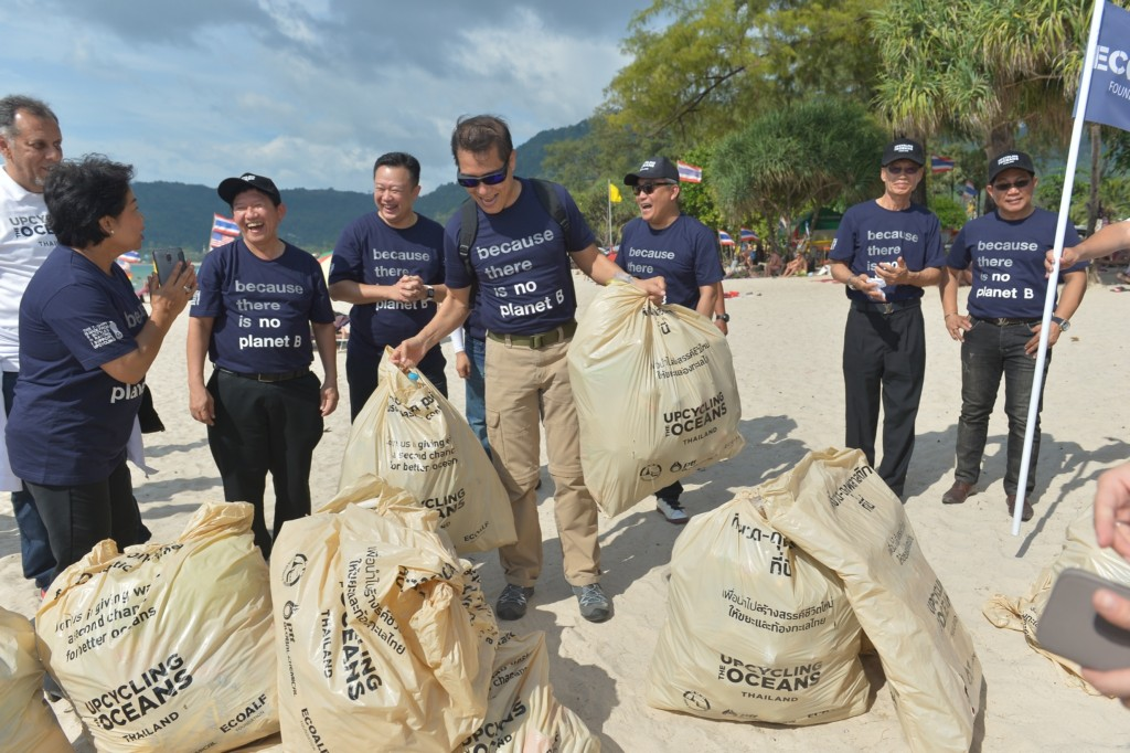 Upcycling The Oceans, Thailand