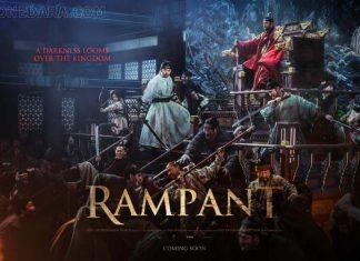 """สองใบปิดแรก """"RAMPANT"""" พล็อตตะลึง กลียุคซอมบี้! บุกอาณาจักรโบราณ"""