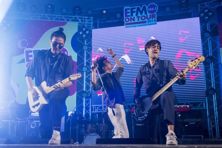 EFM on Tour