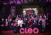 CLEO จัดใหญ่ Award Night Party กัง กันต์พงษ์ คว้ารางวัลหนุ่มโสดในฝัน 2018