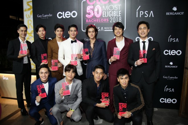 The Cleo 50 Most Eligible Bachelors 2018