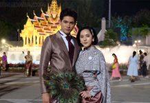 """นักแสดงช่อง 7HD ร่วมใจแต่งชุดไทยพร้อมเชิญชวนร่วมงาน """"อุ่นไอรัก คลายความหนาว สายน้ำแห่งรัตนโกสินทร์"""""""