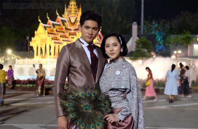 นักแสดงช่อง 7HD ร่วมใจแต่งชุดไทยพร้อมเชิญชวนร่วมงาน
