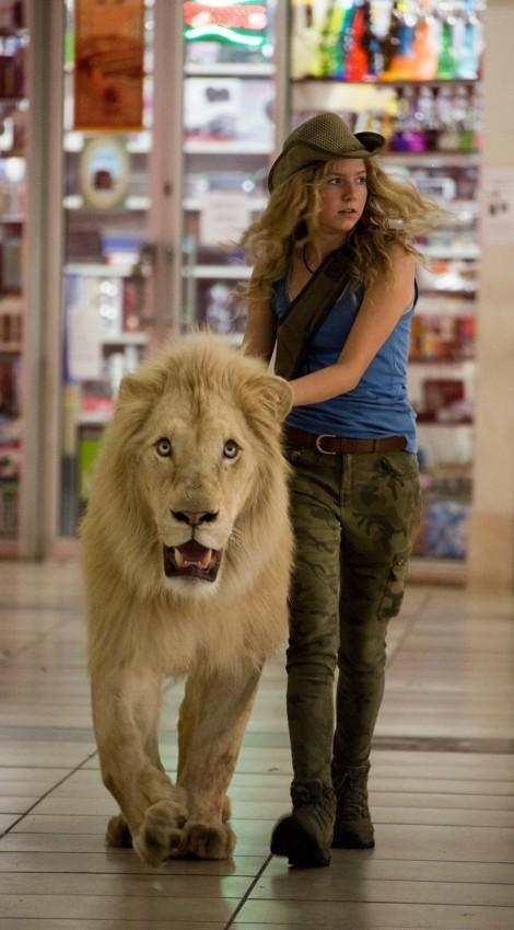 Mia and the white Lionมีอากับมิตรภาพมหัศจรรย์