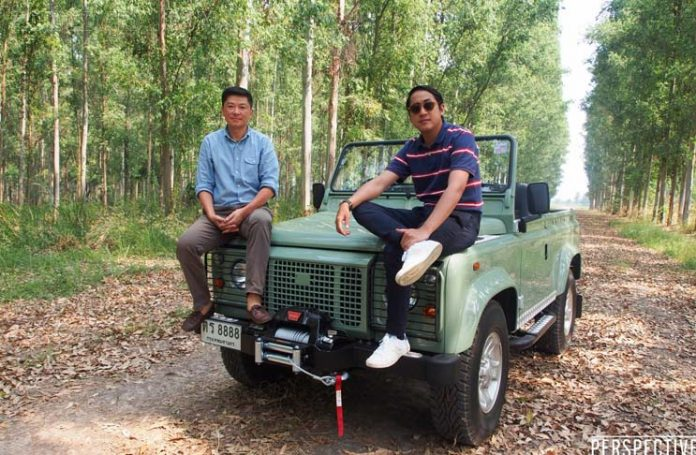เปอร์ พาตะลุย ปรารถนา วนาลัย พร้อมเปิดใจทายาท กอล์ฟ ภัทท เจ้าของโรงแรมรถแห่งแรกของเมืองไทย
