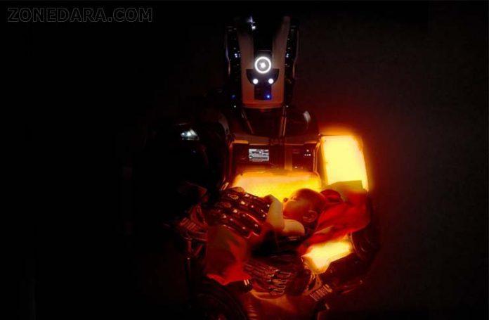 I AM MOTHER หนังไซไฟพล็อตเจ๋ง หุ่นยนต์กลายเป็นแม่