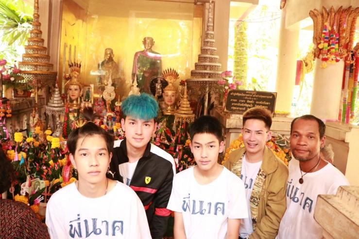 พี่นาค เปิดตัววันแรก รายได้แรงขึ้นอันดับหนึ่ง ว่าที่หนังไทย 100 ล้านเรื่องถัดไป