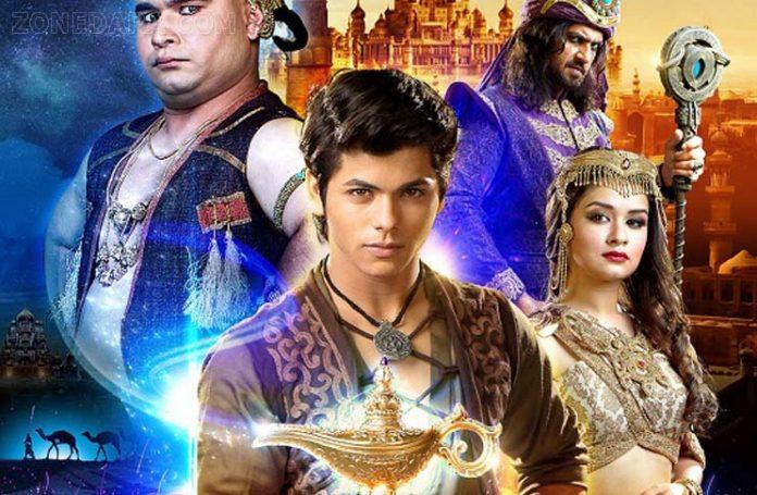 มาถูตะเกียงวิเศษไปพร้อมกันกับ อะลาดิน ( Aladdin ) ทางช่อง 8