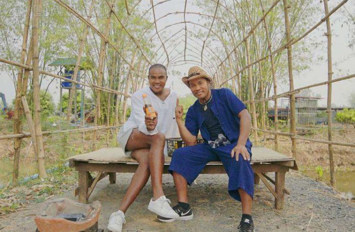 ไมค์ ภิรมย์พร สุดทึ่ง รัศมีแข เรียนรู้เกษตรสนุกมองสวนผักเป็นรันเวย์อ้อนสอนทำ ส้มตำปูปลาร้า