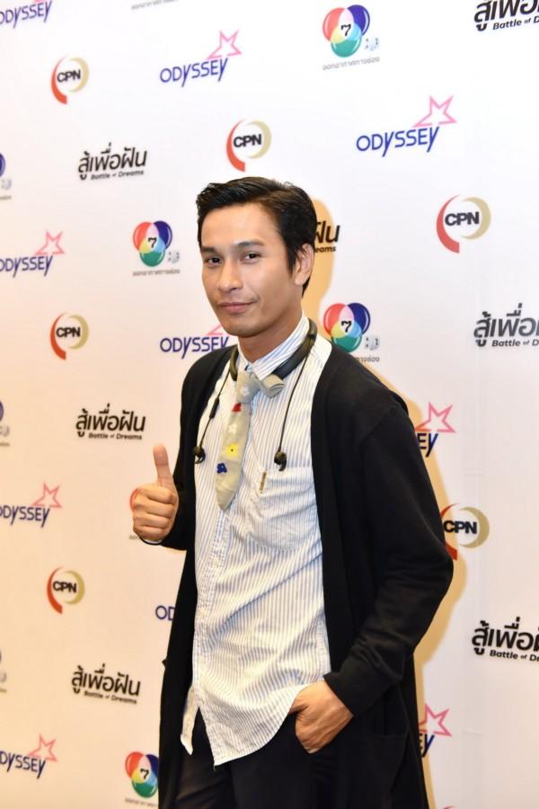 """""""โอดิสซีย์"""" จากเกาหลี ทุ่มทุน 100 ล้านบาท ผลิตรายการ """"สู้เพื่อฝัน"""" ทางช่อง 7"""