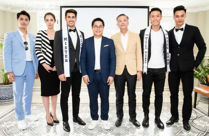 ซีดีเอ็น โปรดักชั่น คว้าลิขสิทธิ์จัดการประกวดเวทีระดับโลก Mister Global 2019 World Final