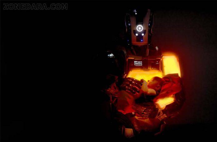 โลกอนาคตที่มนุษยชาติมี แม่ เป็น หุ่นยนต์ ตัวอย่างซับไทย I AM MOTHER