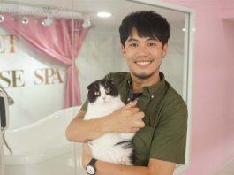 แพรว-ดีเจ.อ๋อง พาเที่ยวสวรรค์คนรักแมว โทอิค VS ชาโดว์ แข่งกันสวย ในรายการ ชีวิตติดแมว