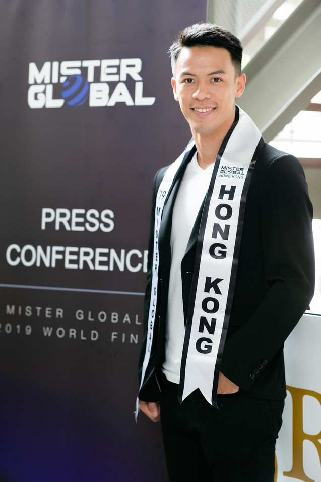 Mister Global Hong Kong 2019
