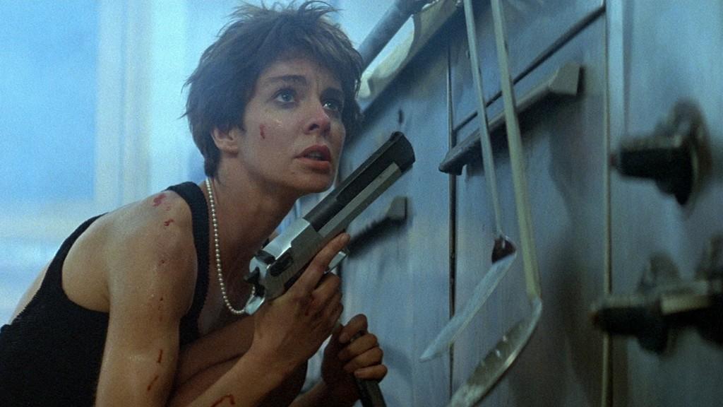 """La Femme Nikita (1990)""""นิกิต้าเปิดตำนานนักฆ่าสวยเซ็กซี่"""""""