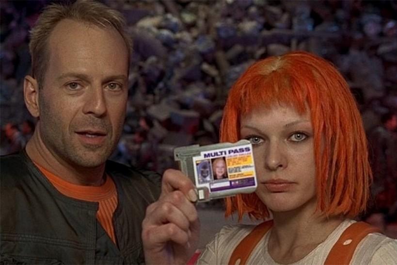 """The Fifth Element (1997)""""ลีลู สาวร้อนโลกอนาคต"""""""