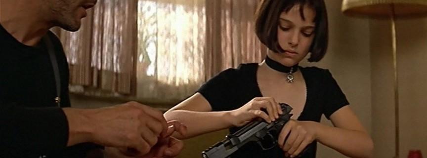 """Léon: The Professional (1994)""""มาทิลดาสาวน้อยเปื้อนเลือด"""""""