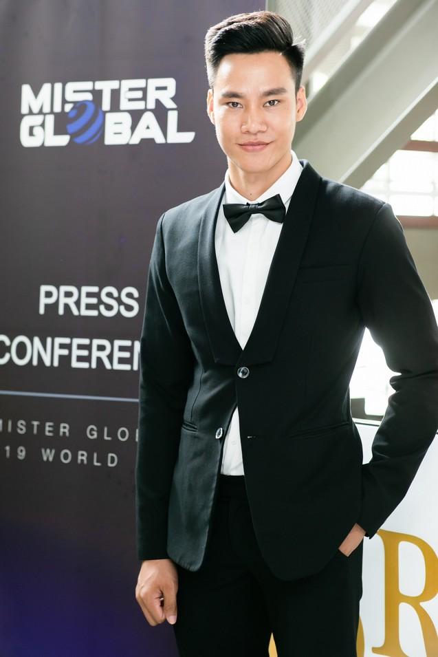 Mister Global Vietnam 2019