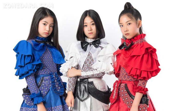 ค่าย ไวท์ไลน์ ส่ง ทศเกิร์ล ลูกสาวทศกัณฐ์ เมทัล เกิร์ลกรุ๊ปวงแรกของเมืองไทย เขย่าวงการเพลง
