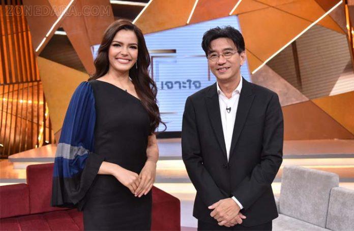 เจาะใจ ฟ้าใส มิสยูนิเวิร์สไทยแลนด์ 2019 สำเร็จได้เพราะเปลี่ยนความคิดชีวิตเปลี่ยน