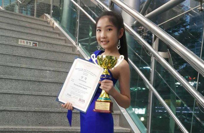 ฟางฟาง-ทศเกิร์ล สร้างชื่อเสียงให้กับประเทศคว้ารางวัล Young Artist Awards