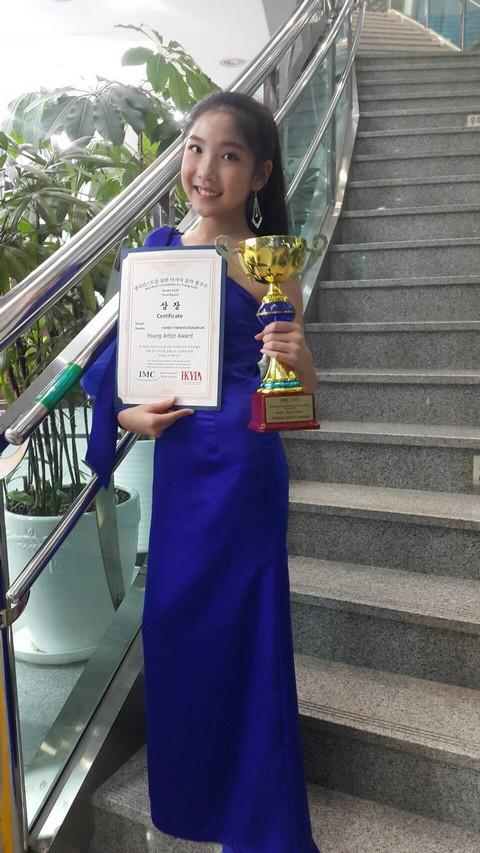 ฟางฟาง-ทศเกิร์ล สร้างชื่อเสียงให้กับประเทศคว้ารางวัล Young Artist Awards จากการแข่งขัน Asia Busan Music Competition 2019
