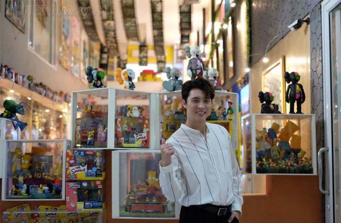 มีน-พีรวิชญ์ พาเที่ยวย้อนวัยเด็ก พิพิธภัณฑ์ของเล่น Tooney Toy Museum
