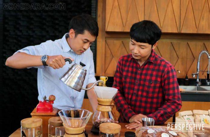 เปอร์ สุวิกรม เปิดโลกกาแฟ แบรนด์ไทยระดับโลก อาข่า อ่ามา
