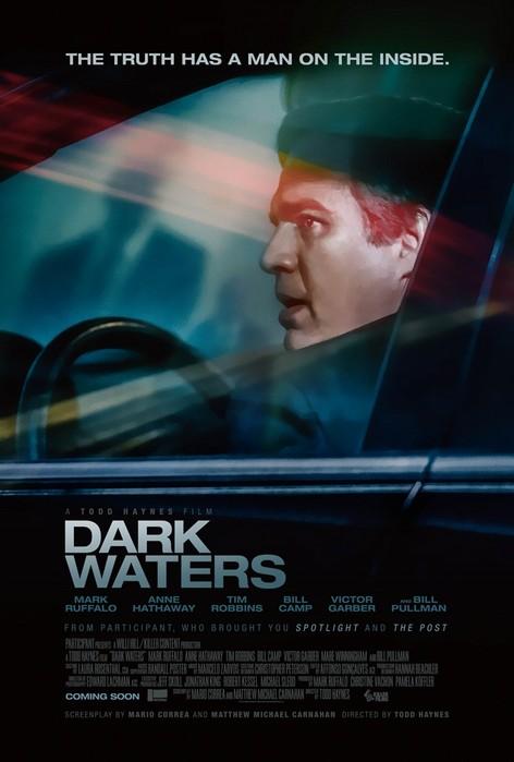 """""""มาร์ค รัฟฟาโล"""" เปิดโปงคดีช็อคโลก ต่อสู้อำนาจมืดระดับชาติ  ใน """"Dark Waters"""""""