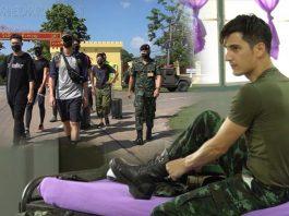 """จะเกิดอะไรขึ้น เมื่อเหล่าดารา ต้องมาเป็นทหาร!! """"Realman Thailand"""""""