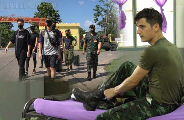 จะเกิดอะไรขึ้น เมื่อเหล่าดารา ต้องมาเป็นทหาร!!