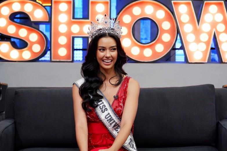 """""""อแมนด้า ออบดัม"""" Miss Universe Thailand 2020 โต้ดราม่ามงฯธุรกิจ พร้อมควงทีม MUT 2020 ไขข้อสงสัยคนเล่นของในกองประกวด!"""