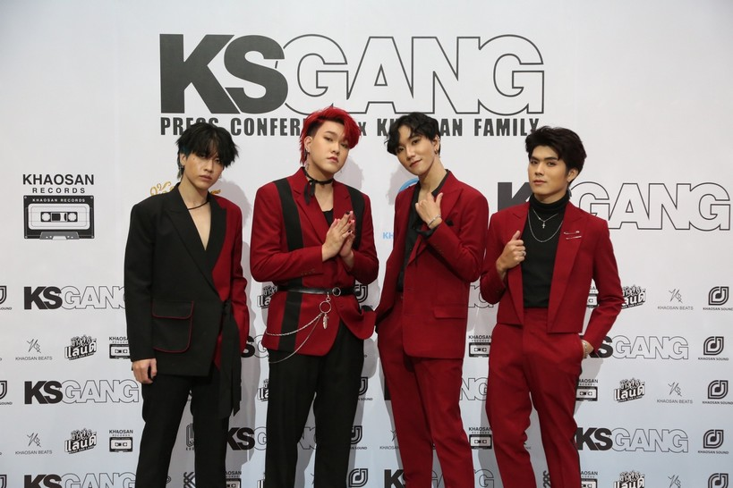 KS GANG Press Conference x KS Family