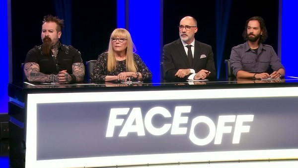 เฟส อ๊อฟ พลิกโฉมหน้ามหัศจรรย์ ปี12 (Face Off Season 12)